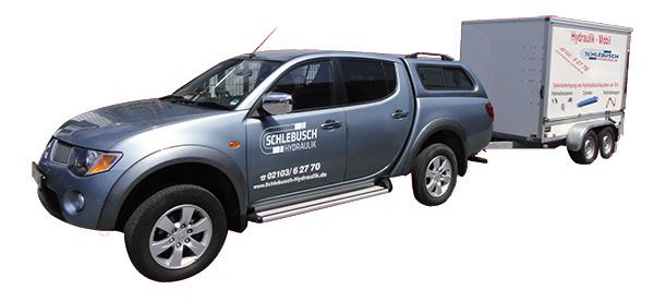 hydraulik-leistungen-mobil schlauchmobil Schlauchleitungen vor Ort