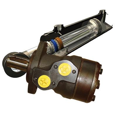 Zylinder, Pumpen & Motoren